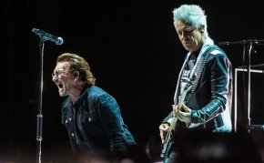 Рокаджиите U2 дариха 10 милиона евро на медици