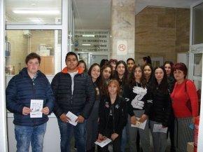 Ученици от Смядово гостуваха на екоинспекцията по повод Световния ден на водата