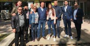 Станишев в Шумен: Имаме реални възможности да спечелим в 10-12 областни градове, включително в София
