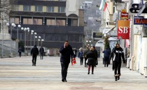 """Забраниха """"посещението на хора"""" на главната улица на Шумен"""