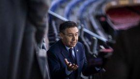 """Напускане на шестима висши ръководители доведе до трус в """"Барселона"""""""