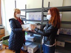 Дариха продукти за лична хигиена и дезинфектанти за детските градини и ясли