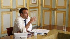 Кризата изправи Европа пред момента на истината, каза Макрон