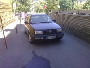 Паркиране на секретаря на община Шумен