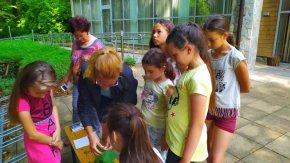 """Деца от Велики Преслав гостуваха в Природен парк """"Шуменско плато"""""""