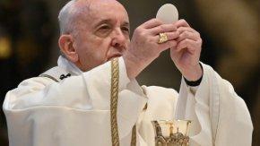 ЕС е пред епохална промяна, не се разделяйте, призова папата