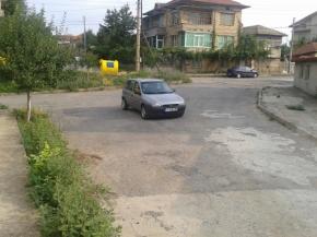 Паркиране - Велики Преслав