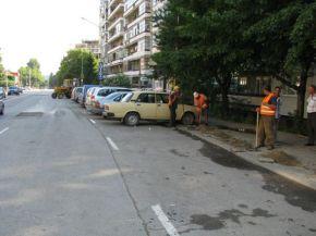 """За колите и хората по бул. """"Р. проход"""""""