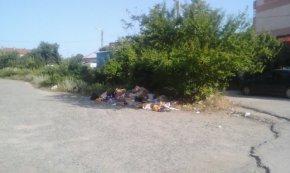 Ново сметище на ул. Калиакра