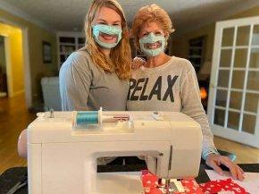 Американка създаде маска за хора с увреден слух