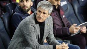"""Треньорът на """"Барселона"""" е скептичен за доиграването на сезона в Ла Лига"""