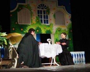 """Ямболският театър представя """"Благородният испанец"""" на преславска сцена"""