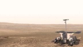 Европейската мисия до Марс е отложена за 2022 г.