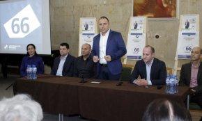 Радан Кънев: В Шумен имаме силен, енергичен и амбициозен кандидат