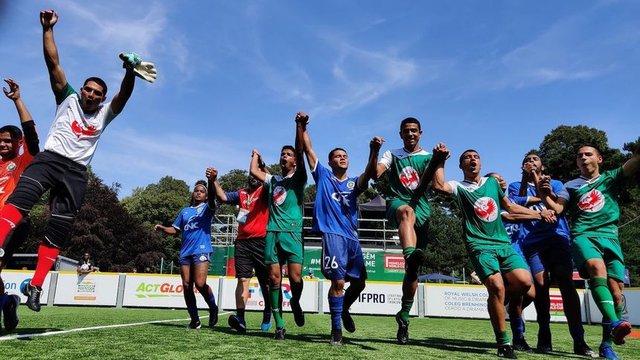 България ще е домакин на международен турнир по футбол за бездомни хора  © Sports Management Bulgaria