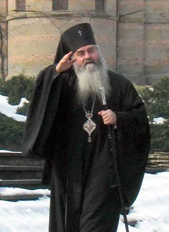 Митрополит Кирил.