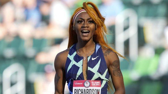 Шакари Ричардсън пропусна олимпийските игри в Токио заради употреба на канабис