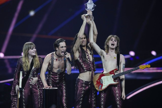 Победителите от Манескин  Победителите от Манескин