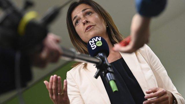 Джудит Варга, министър на правосъдието на Унгария