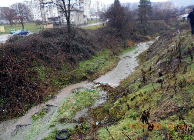 Река Енчова, Снимка: Община Шумен