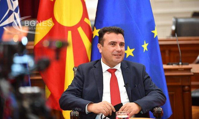 Зоран Заев, премиер на РС Македония