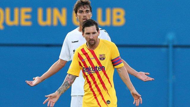 """Лионел Меси получава 92 млн. долара годишно в """"Барселона"""". Сн. Ройтерс"""