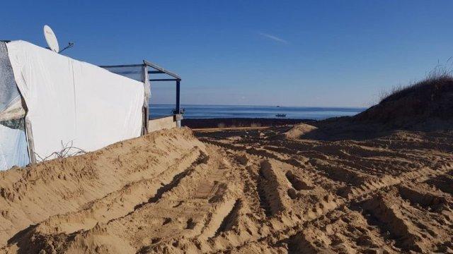 """Прокуратурата се самосезира за разрушените дюни на къмпинг """"Смокиня"""" -  ШУМ.БГ"""