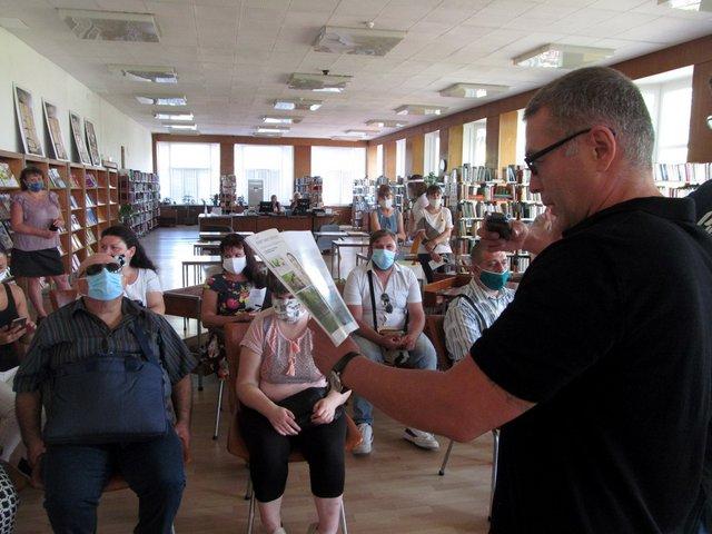 Смарт камера чете текстове за хора със зрителни увреждания в шуменската библиотека
