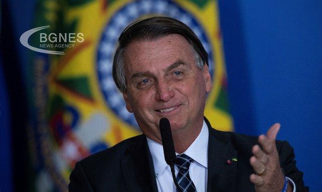 Жаир Болсонаро, президент на Бразилия
