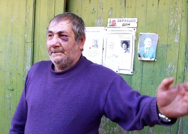Биха ни половин час навсякъде по тялото, разказа днес Величко Илиев.