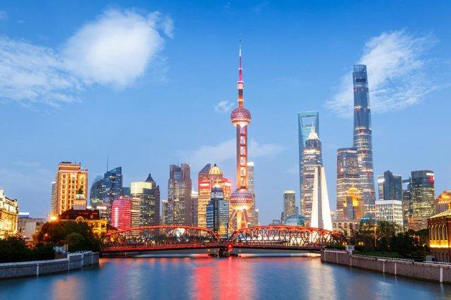 Шанхай / iStock/Getty Images