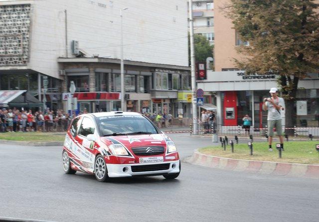 """Градският етап на пл. """"България"""" отново в програмата на рали """"Стари столици"""" 2021"""