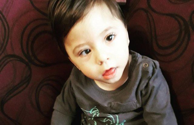 Ангел Петров. Снимките са предоставени от близките на детето и се публикуват с тяхно съгласие.