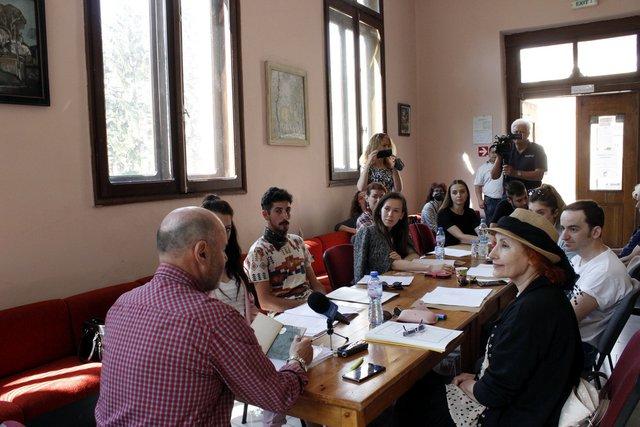 """Актьори от шуменския театър стартираха репетициите на """"Михал"""""""