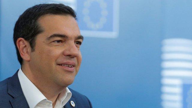 Алексис Ципрас. © Reuters