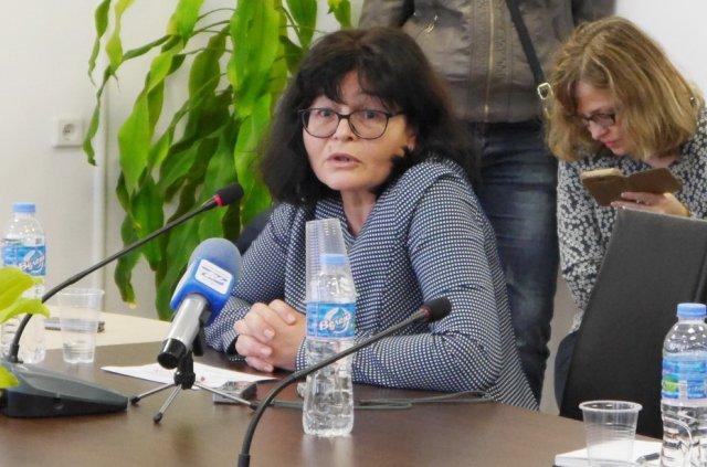 Светлана Милева, началник на РУО-Шумен, Снимка: Архив