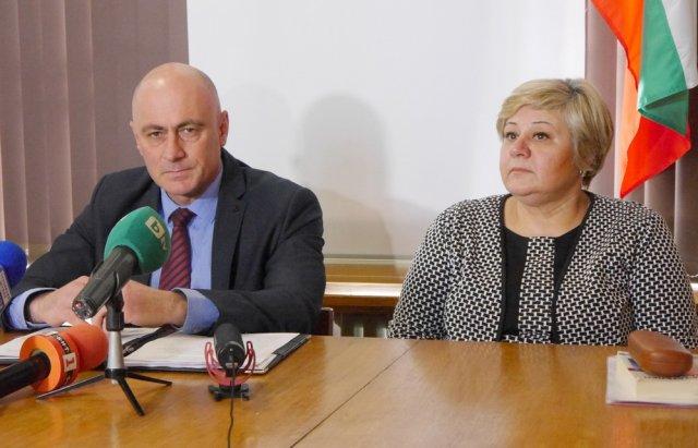 Ялчън Расим и Маргарита Георгиева