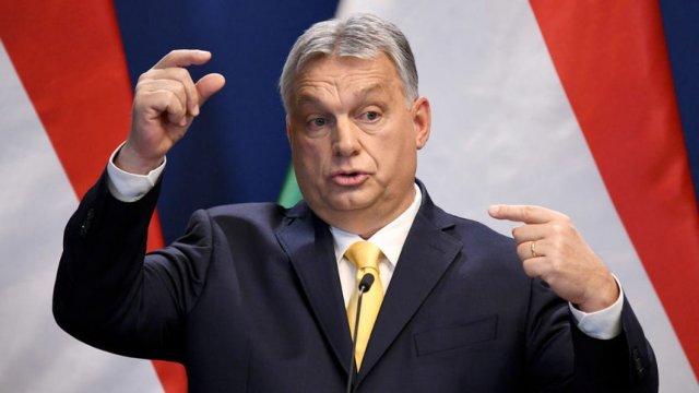 Виктор Орбан. Сн. Ройтерс