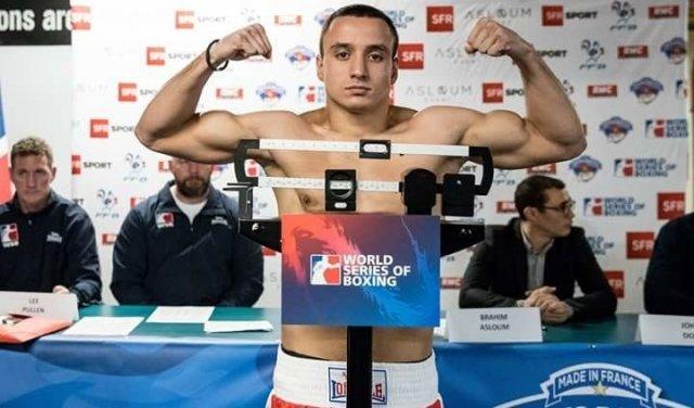 Радослав Панталеев (снимката е архив) си заслужи поне бронз в кат. до 91 кг на турнира в Екатеринбург.© bgboxing.org