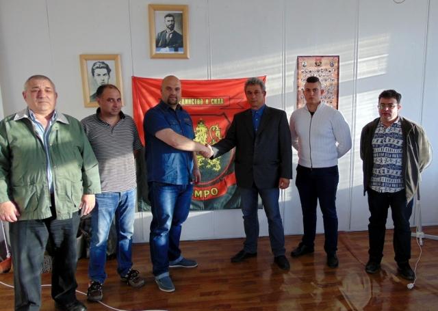 Снимка: ВМРО