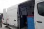 Бусовете са оборудвани с контейнери за събиране на течни, пластмасови, хартиени отпадъци.