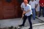 Днес символичната първа копка направи кметът на старата столица Александър Горчев.